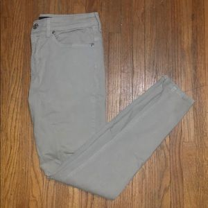 pacsun stacked skinned pants